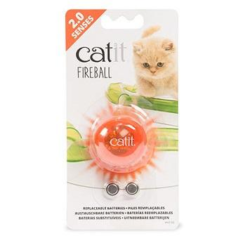 CATIT SENSES 2.0 FIREBALL - The Happy Dolphin Pets