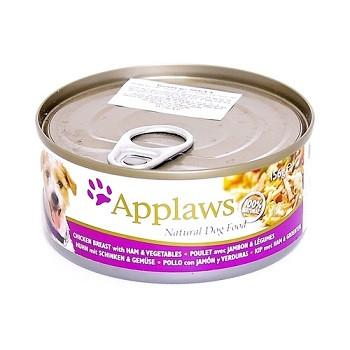 Applaws Dog Chicken Breast With Vegetables 156g Tin - The Happy Dolphin Pets