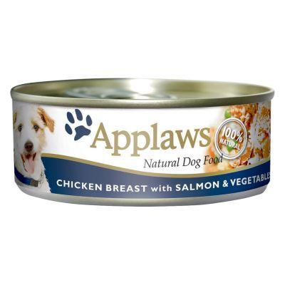 Applaws Dog Chicken Breast With Salmon & Vegetables