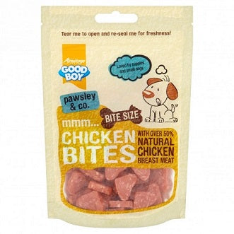 Armitage Good Boy Deli Bites Chicken Dog Treat - 65G - The Happy Dolphin Pets