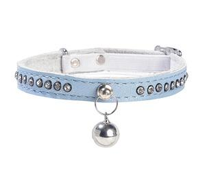 Bobby Eclat Cat Collar - Blue - The Happy Dolphin Pets