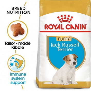 Royal Canin Jack Russell Puppy Food 1.5kg - The Happy Dolphin Pets