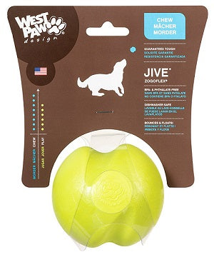 WestPaw Design Jive Dog Ball - The Happy Dolphin Pets
