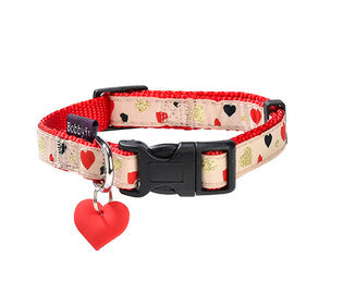 Bobby Red Lovely Collar