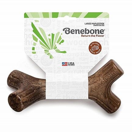 Benebone Maplestick Large - For Dogs Under 90lb - The Happy Dolphin Pets