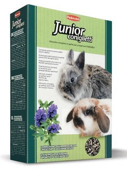 Padovan Junior Coniglieti Rabbit 850g - The Happy Dolphin Pets