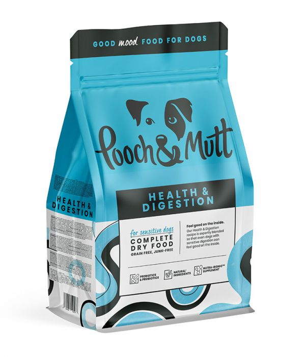 Pooch & Mutt Health & Digestion Dog Food