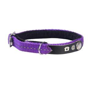 LOST CAT COLLAR - PURPLE
