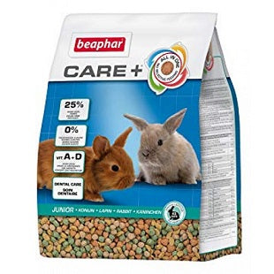 Shopping online for Beaphar CARE+ Rabbit Junior Food in Dubai
