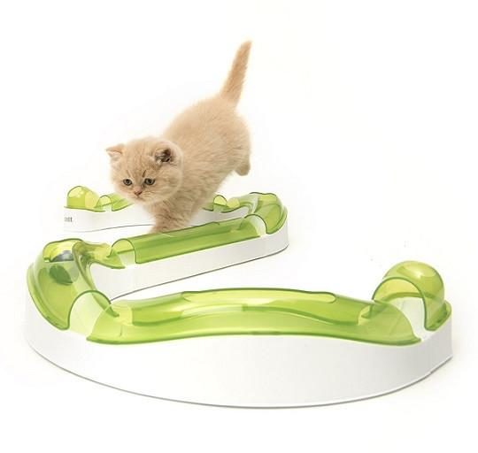 Catit Senses 2.0 Wave Circuit - The Happy Dolphin Pets