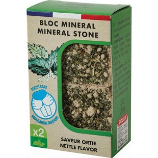Zolux Bloc Mineral Stone Flavor Small Animal Treats - Dubai