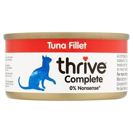 Thrive Complete Tuna Cat Food 75g - The Happy Dolphin Pets