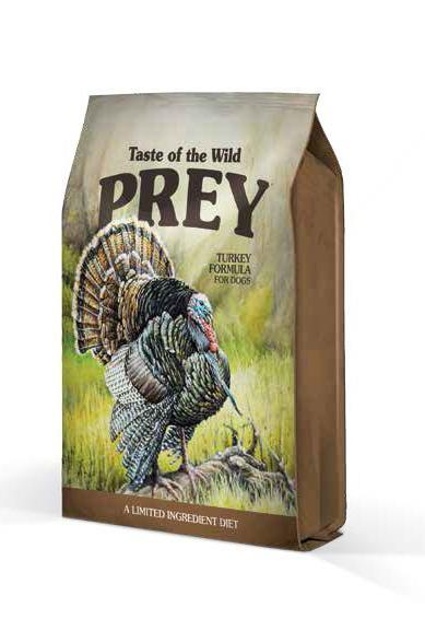 PREY TOTW Turkey Limited Ingredient Formula for Dogs - The Happy Dolphin Pets