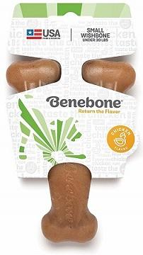 Benebone Wishbone Chicken Small - For Dogs Under 30lb - The Happy Dolphin Pets