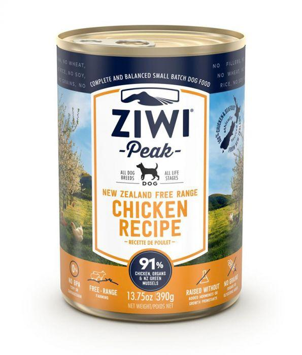 ZiwiPeak Chicken Wet Dog Food - The Happy Dolphin Pets