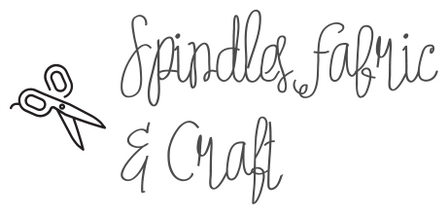 Spindles Fabric & Craft Logo