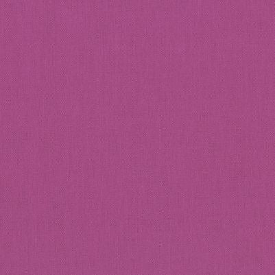 Kona Cotton Plum by Robert Kaufman Price Per Half Yard
