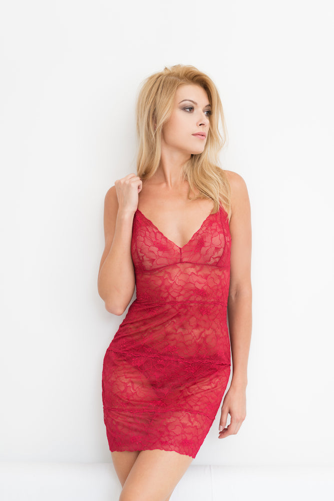 Samantha Chang All Lace Glamour Full Slip