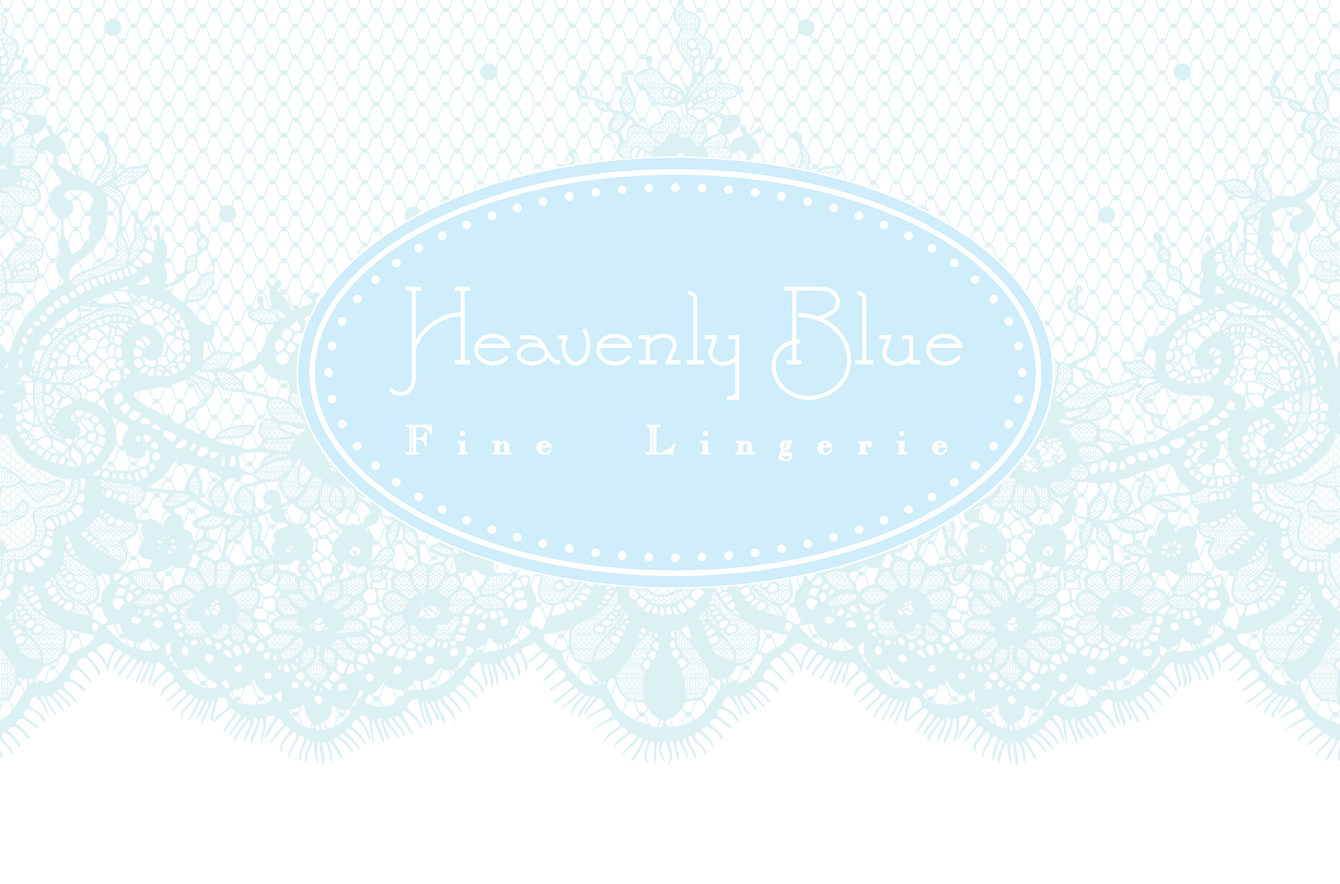 Heavenly Blue Fine Lingerie