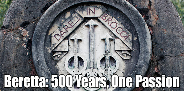 History of Beretta Firearms: 500 Years, One Passion