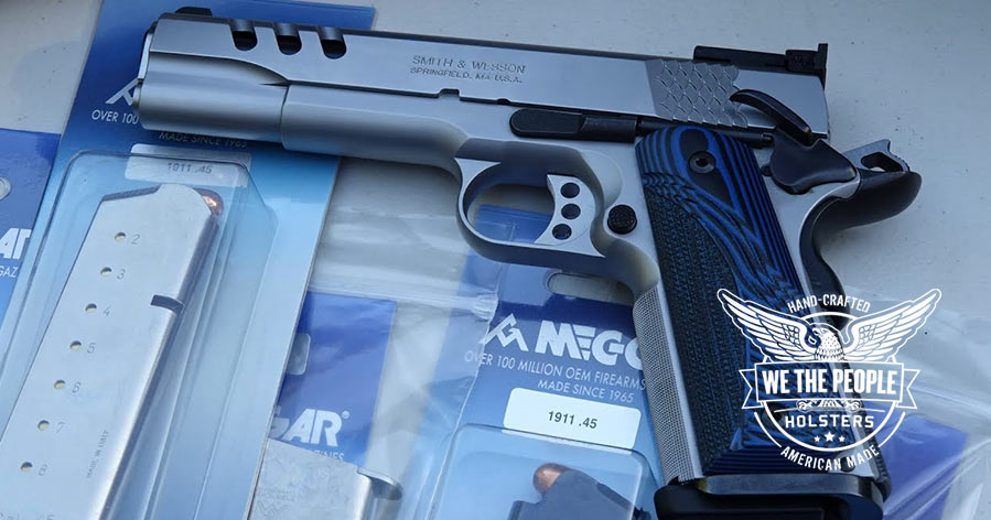 Best Smith & Wesson Guns For Concealed Carry