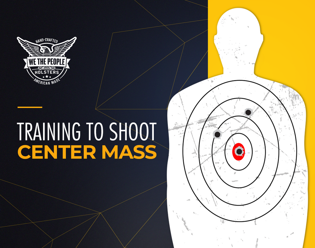 Training to Shoot Center Mass