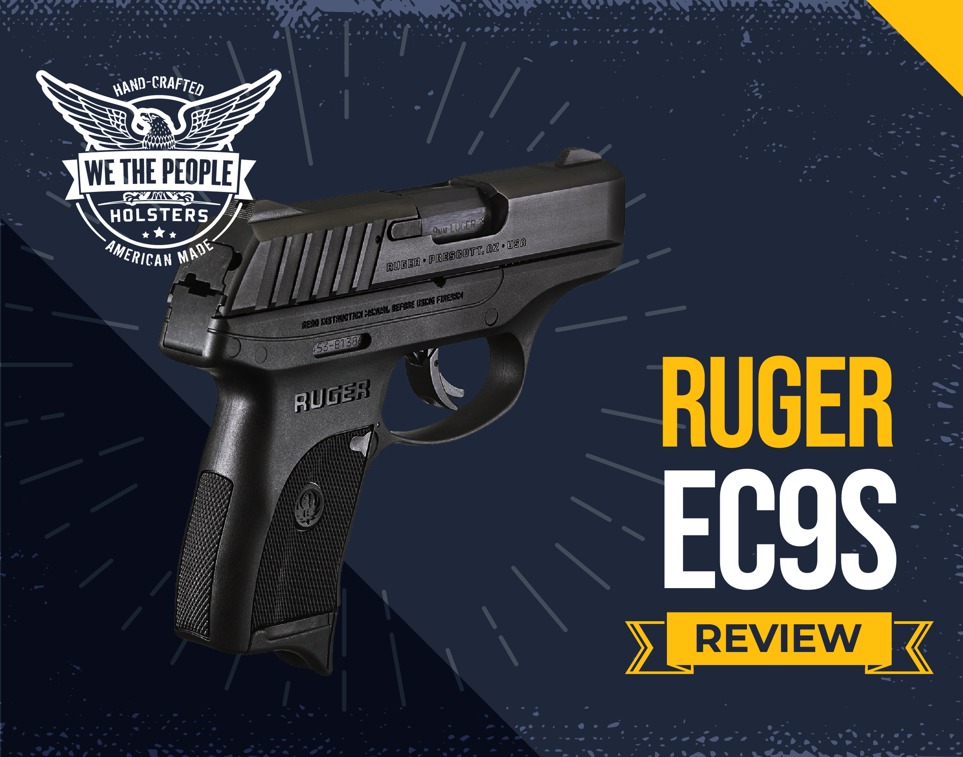 Ruger EC9s Review