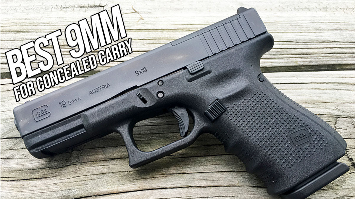 The Best 9mm Guns For Concealed Carry