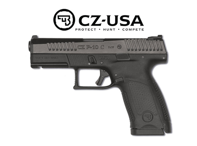CZ P-10 C: A Czech Nod to Raw Power and Compact Design