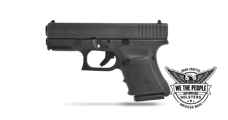 Review of the Glock 30 Subcompact .45 ACP