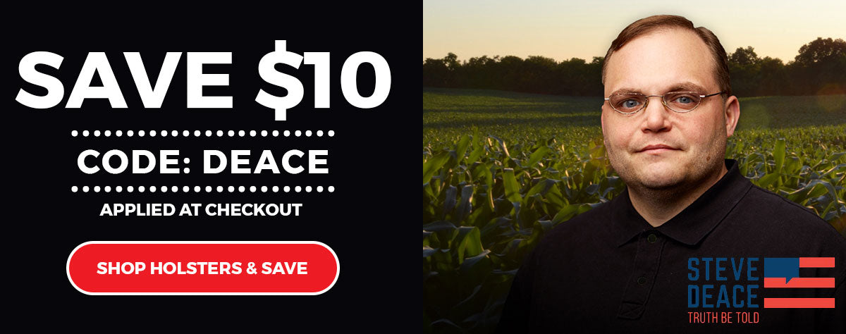 Save $10 With Code DEACE applied at checkout