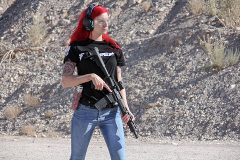 Rules of Gun Safety - Always Point The Muzzle Away From People and Things