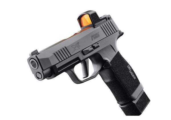 Sig P365 with Red Dot Sight