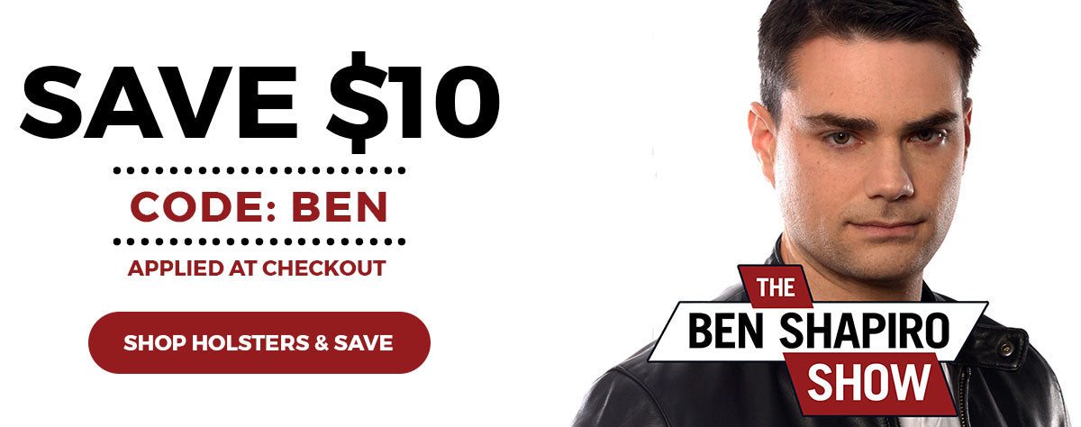 Save $10 With Code BEN applied at checkout