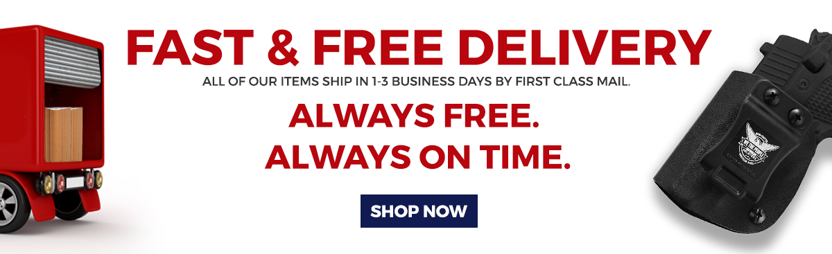 Fast & Free Delivery Shop Now