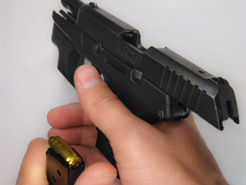 Rules of Gun Safety - All Guns Are Always Loaded