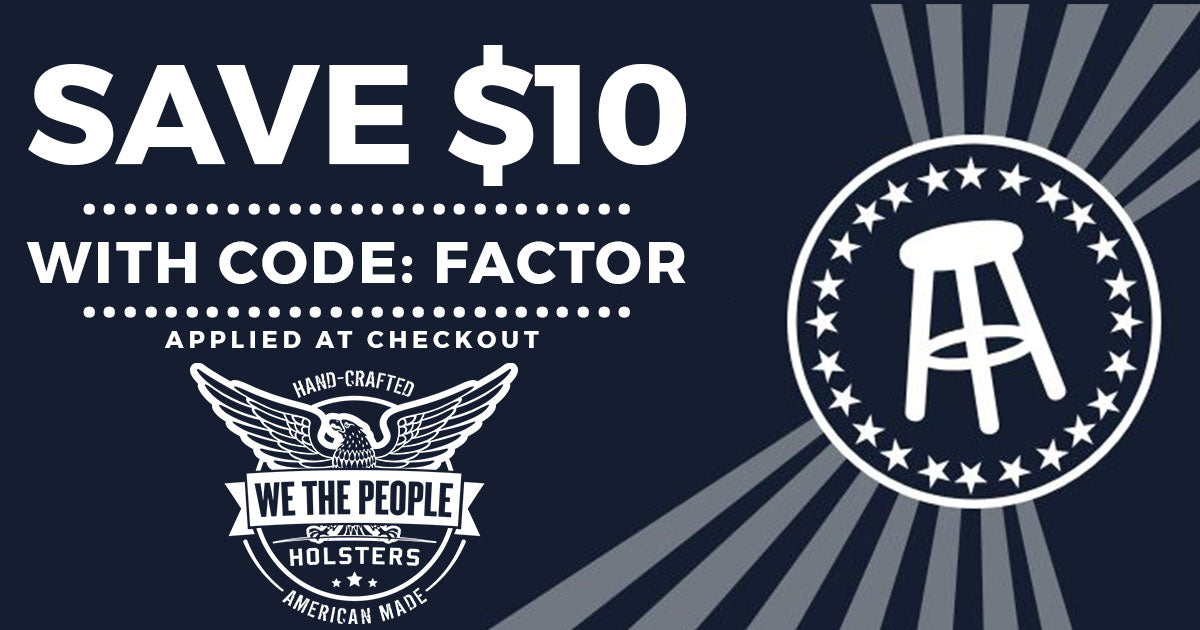 Save $10 With Code FACTOR applied at checkout
