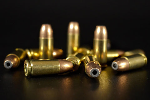 JHP Jacketed Hollow Point Bullets