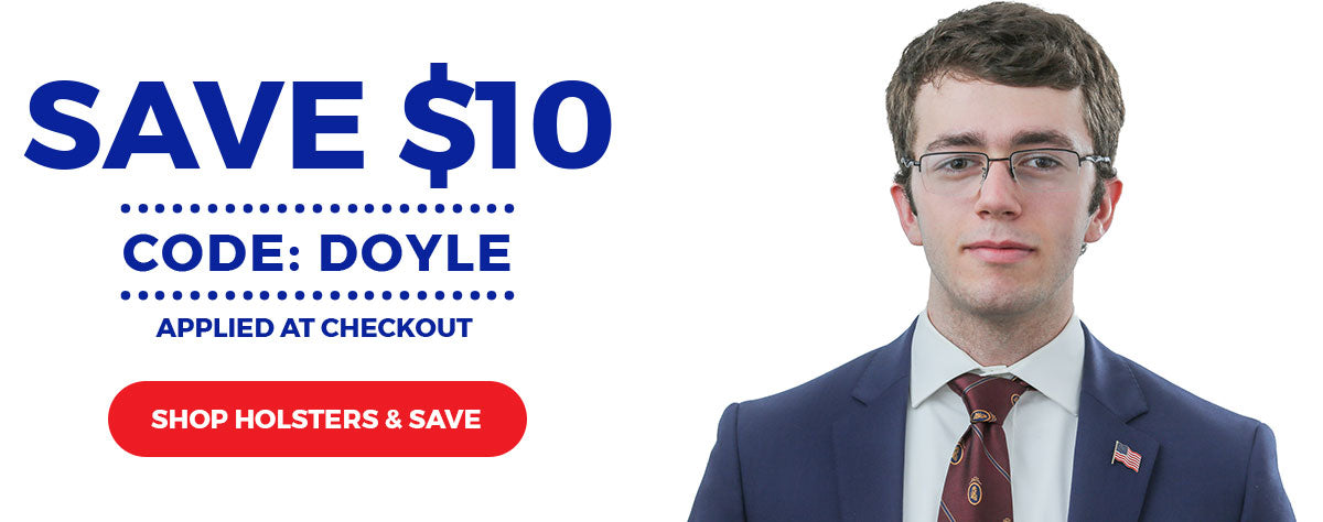 Save $10 With code doyle applied at checkout