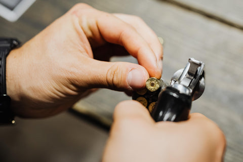 Reloading a Revolver - We The People Holsters