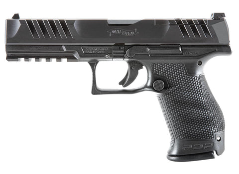 Walther PDP Pistol for Left-Handed Shooters