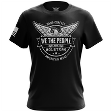 We The People Holsters Logo Short Sleeve Unisex T-Shirt