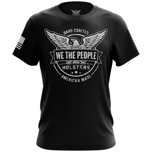 We The People Holsters Logo Short Sleeve Shirt