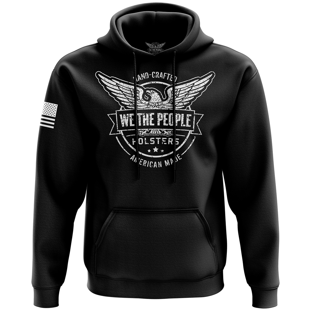 We The People Holsters Logo Hoodie