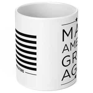 Make America Great Again MAGA Coffee Mug