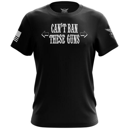 Can't Ban These Guns Shirt