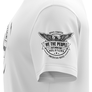 Liberty and Justice We The People Logo Apparel Unisex T-Shirt