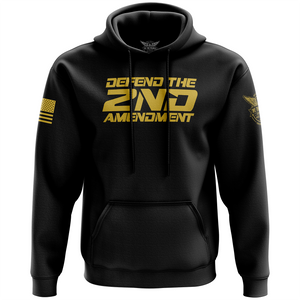 Defend the 2nd Amendment Hoodie