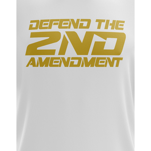 Defend the 2nd Amendment Short Sleeve Shirt
