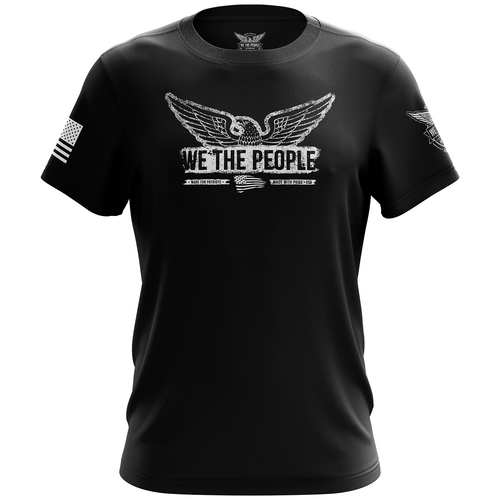 We The People Logo Short Sleeve Shirt